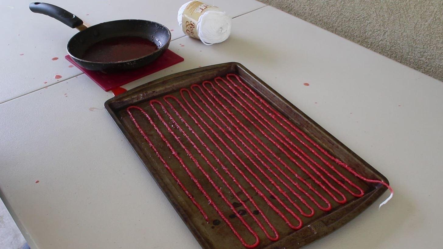Improvised Handheld Fireworks: How to Make Homemade Sparklers