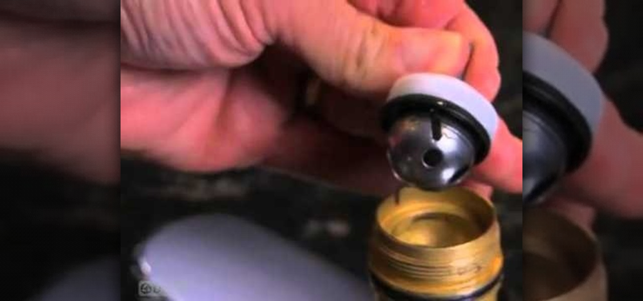 How to Flush the lines on a Delta kitchen faucet to stop unwanted ...