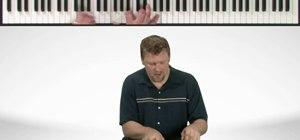 Play glissando on the piano
