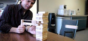 Make a Jenga Pistol