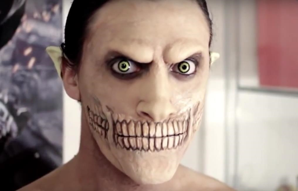 Attack On Titan Diy Eren Jaeger Makeup Effects For