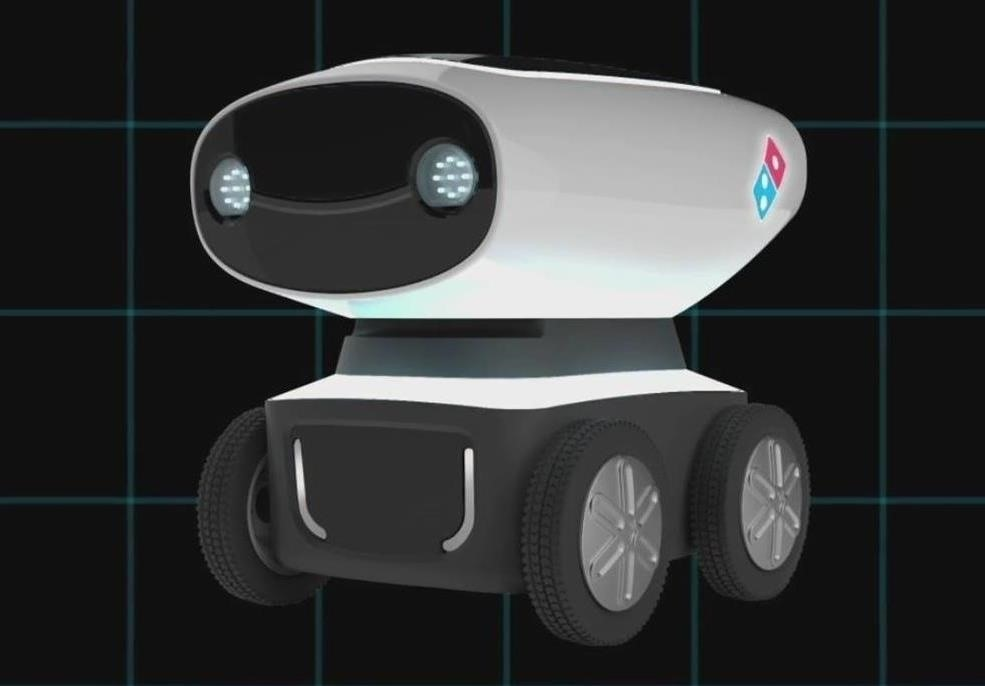 Domino's Creates a Robot to Completely Derail Your Diet