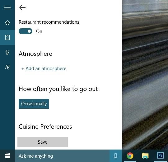 how to set up and start using cortana