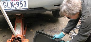 Change the automatic transmission fluid on your car
