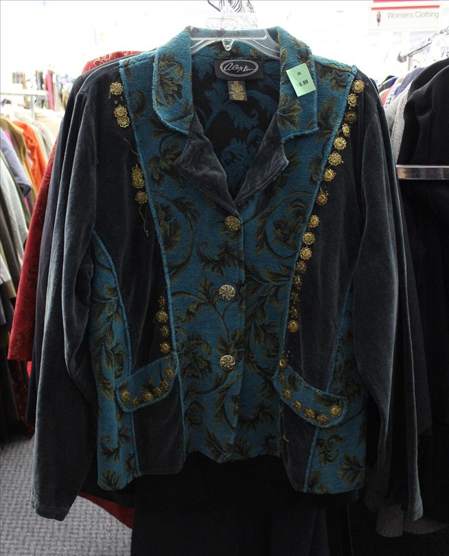 Steampunk Clothing Men Jackets Steampunk on a thrift-store