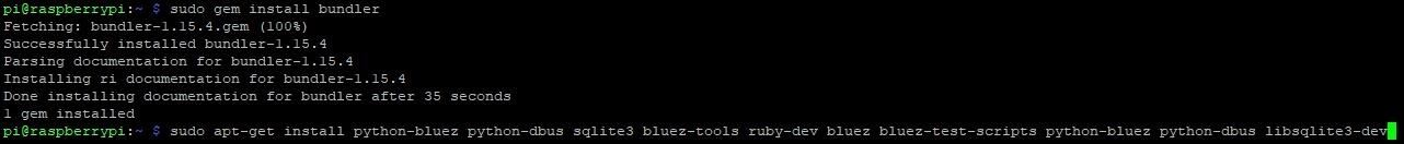 How to Detect Bluetooth Low Energy Devices in Realtime with Blue Hydra