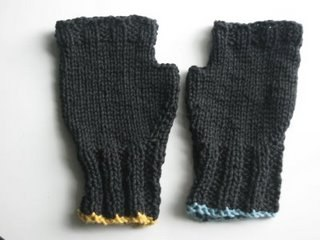 Knitting Pattern Fingerless Mittens Two Needles : KNITTING PATTERN FINGERLESS MITTENS TWO NEEDLES   KNITTING PATTERN
