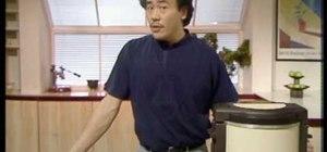 Make Chinese sesame prawn toast w/ BBC's Ken Hom Cooks