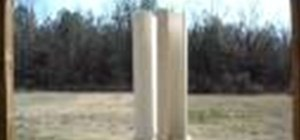 Rough How-To for PVC Wind Turbine