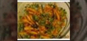 Make aloo pyaj sabji  (potatoes and onions)