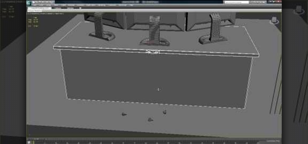 How to create 3d models of wire and cable using 3d studio for 3d studio max models