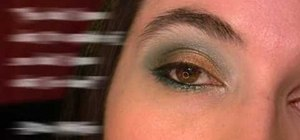 Give yourself some Slytherin inspired eyes from Harry Potter