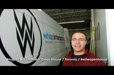 William F. White's Student & Filmmaker Open House! | Gear Guide