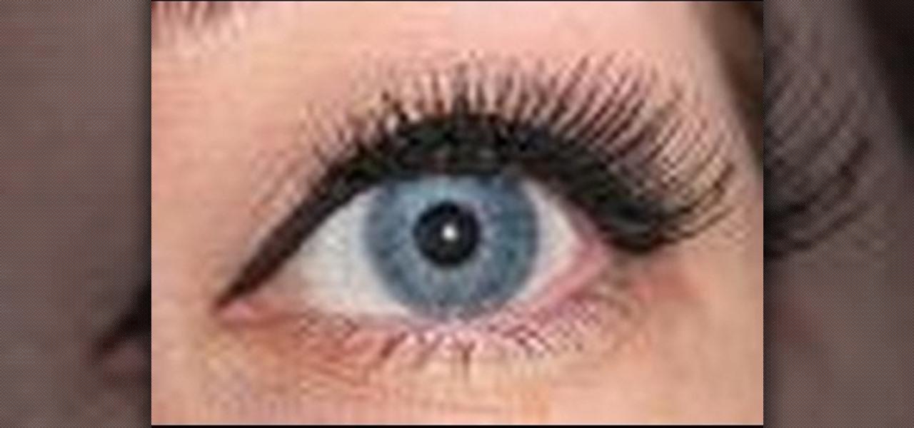 how to get eyelash glue off your eyelids