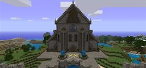 Minecraft World's Weekly Server Challenge: Buildings Throughout Time