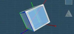 Understand the rotational symmetry of a cube