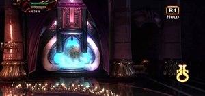 Walkthrough God of War III — Aphrodite's Chamber