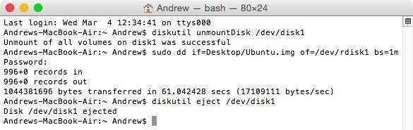 How to Create a Bootable USB Drive for Ubuntu Using Mac or Windows