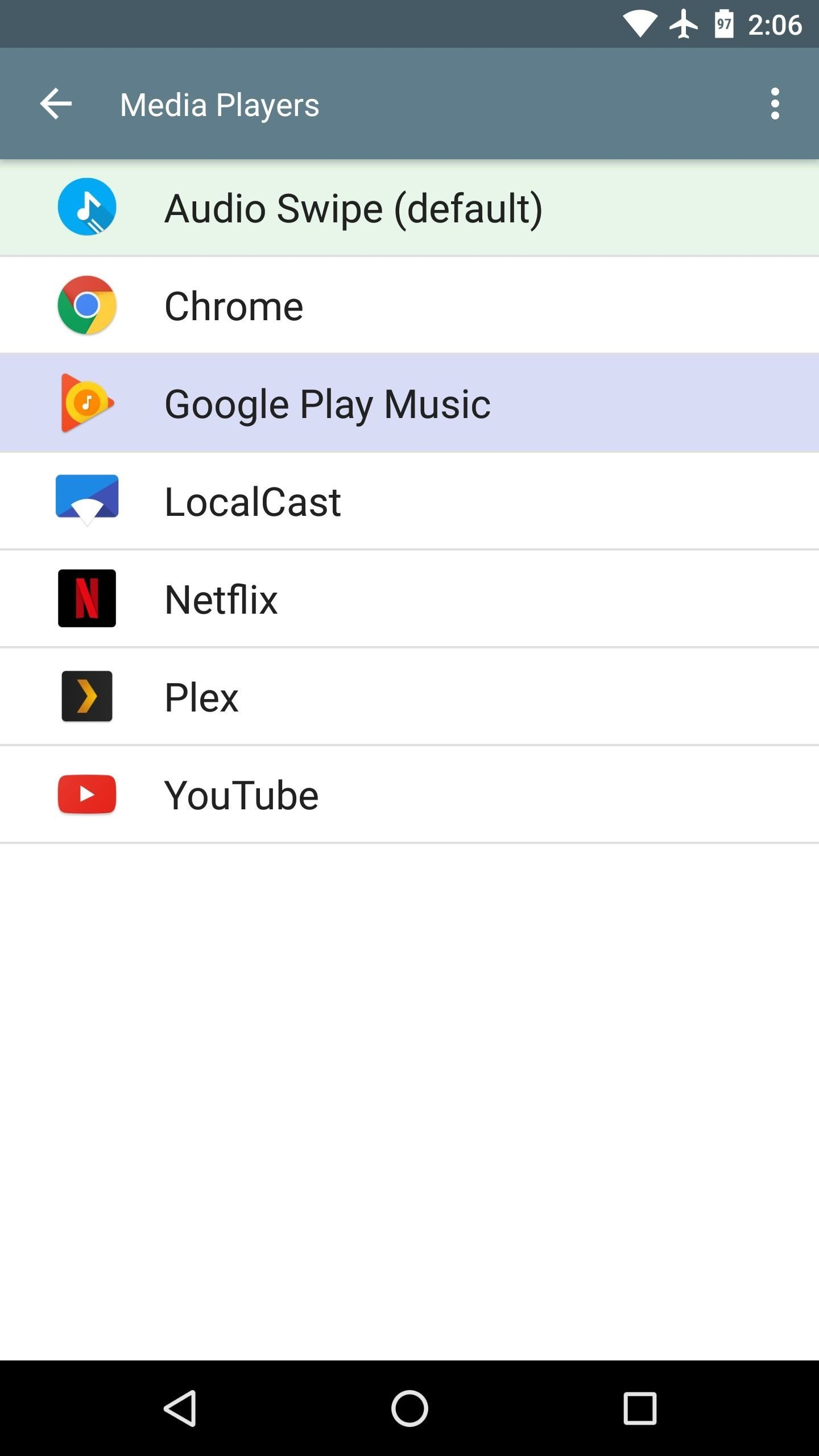 An Easier, Safer Way to Control Music on Your Android When Driving