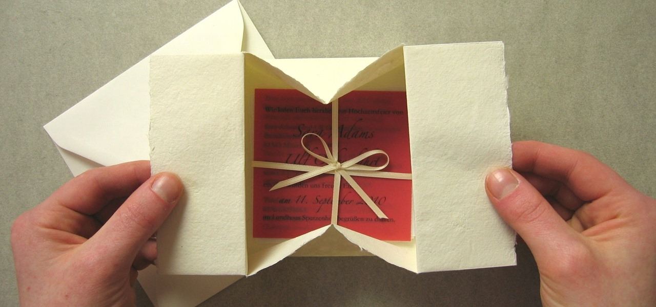 How To Make An Origami Present Box