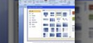 Insert a picture or clip art in MS Word 2007