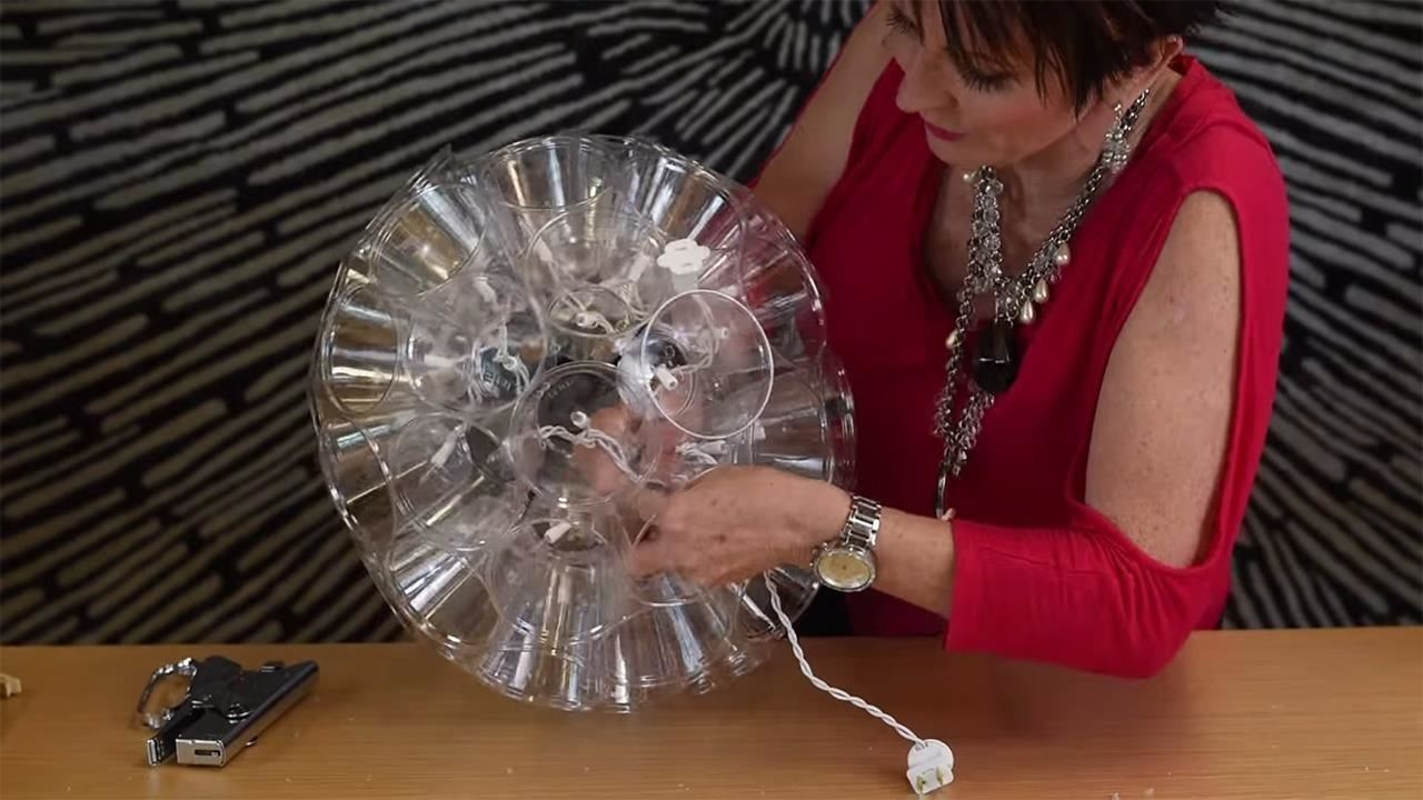 Easy DIY Sparkle Ball Decorations for the Holiday Season