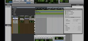 Make a drum loop with MIDI on Pro Tools