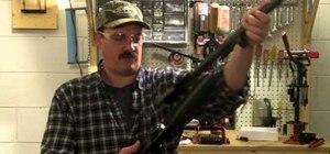 Disassemble & reassemble the Benelli Super Black Eagle II shotgun