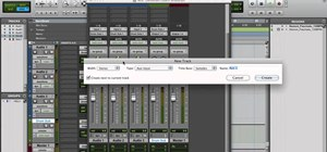 Use the new features in Avid's Pro Tools 9