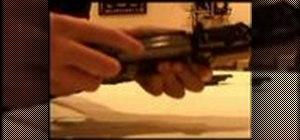 Remove or modify the bolt for AK-47 Airsoft