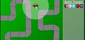 Place towers in Bloons Tower Defense (10/08/09)