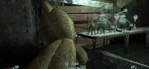 Get the legendary giant teddy bear from Fallout 3