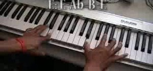 "Play ""My Life"" by the Game ft. Lil Wayne on piano"