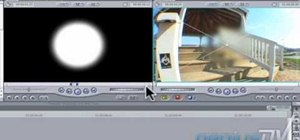 Blur out a person's face in Final Cut Pro 7