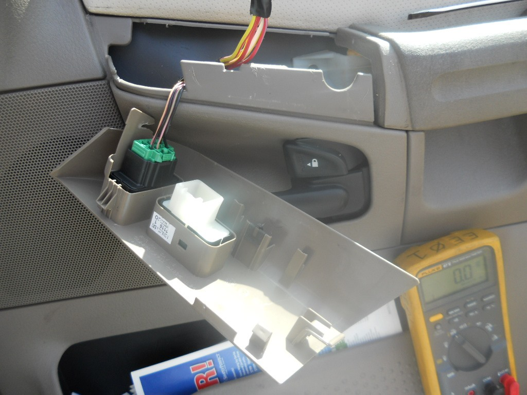 How to Remove the Door Panel from a 2002 Ford Explorer