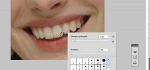 Get white teeth using Photoshop