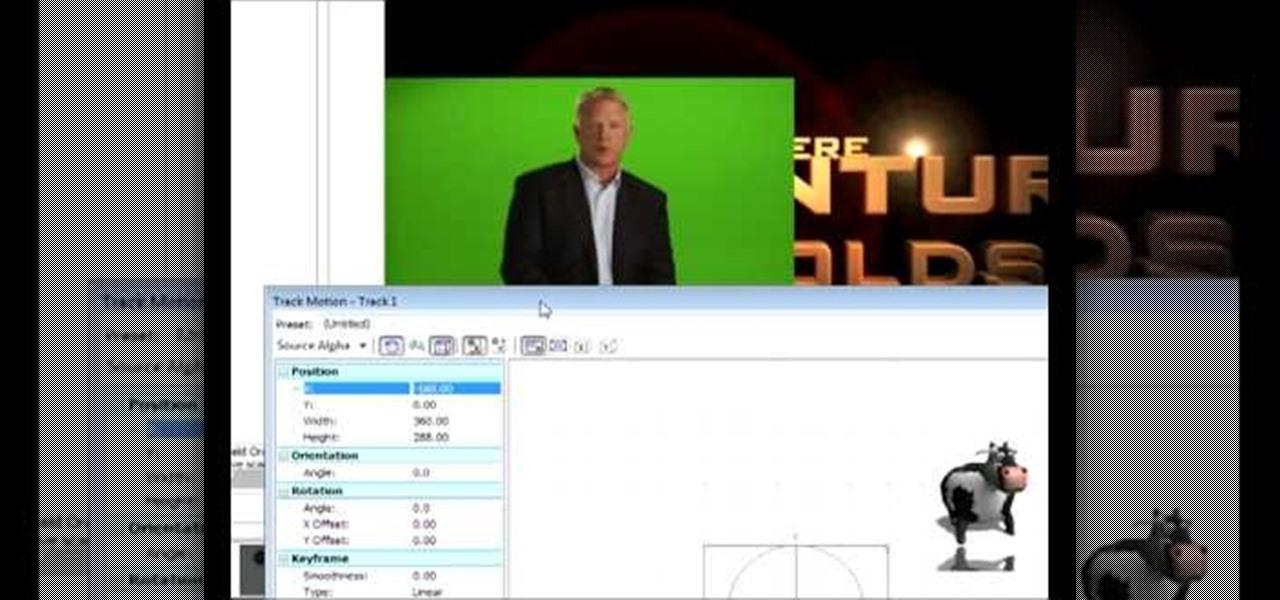 Zoom Effect Sony Vegas Video Effect in Sony Vegas