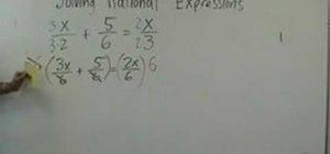 Solve rational equations easily