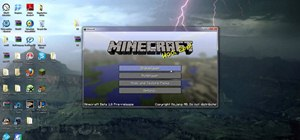 Install or uninstall the Minecraft 1.8 pre-release and play multiplayer