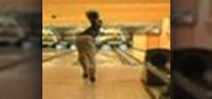 Make adjustments for high and light hits when bowling
