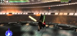 The Confrontation in Star Wars: The Force Unleashed 2