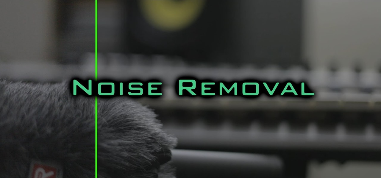 Remove Video Noise in After Effects