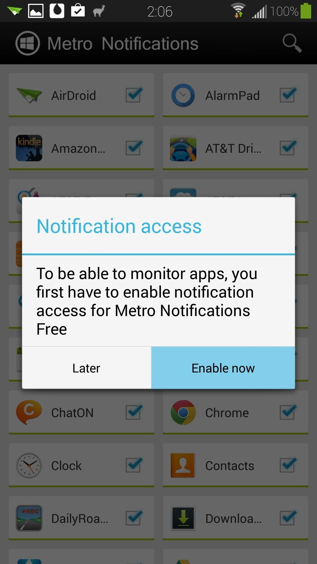 How to Get Windows Phone-Style Notifications on Your Samsung Galaxy S4