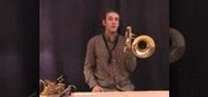 Learn beginner trombone