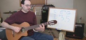 Study & practice triad chord construction