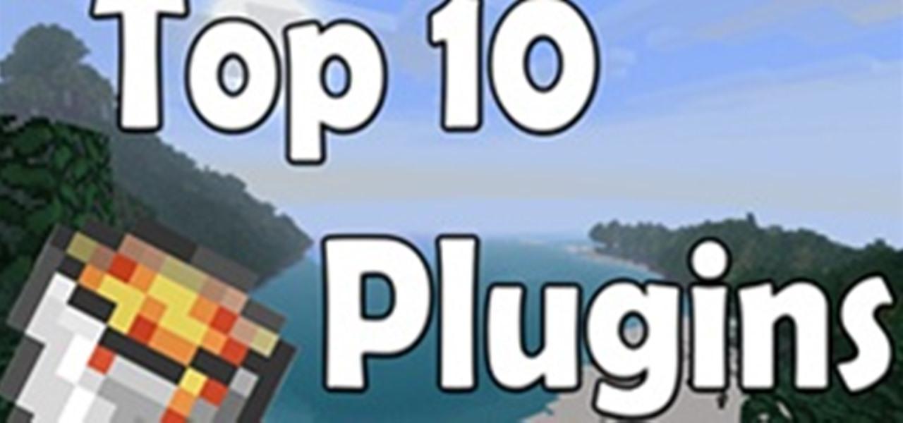 Top 10 Bukkit Plugins