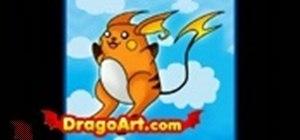 Draw Pokemon step by step