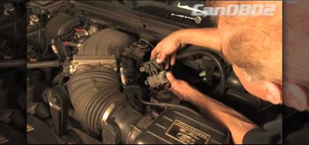 How To Test Whether Error Code P0401 On A 2004 Ford Focus