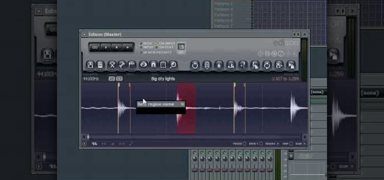 How to Sample drum beats in FL Studio 9 « FL Studio :: WonderHowTo