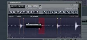 Sample drum beats in FL Studio 9